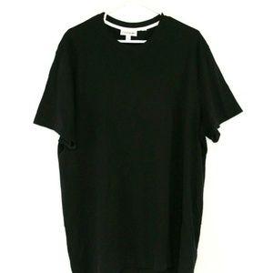 Lacoste Mens T-Shirt Polo Black